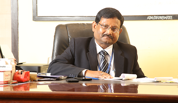 Dr. Aloke Kumar Ghosh